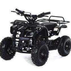 Квадроцикл детский бензиновый MOTAX ATV Х-16 Мини-Гризли (механический стартер, задний привод, до 45 км/ч)